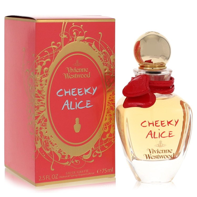 Cheeky Alice Perfume by Vivienne Westwood 2.5 oz EDT Spay for Women