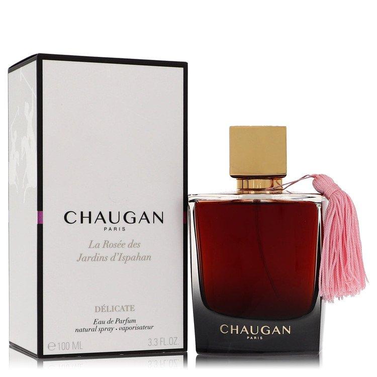Chaugan Delicate by Chaugan Women's Eau De Parfum Spray (Unisex) 3.4 oz