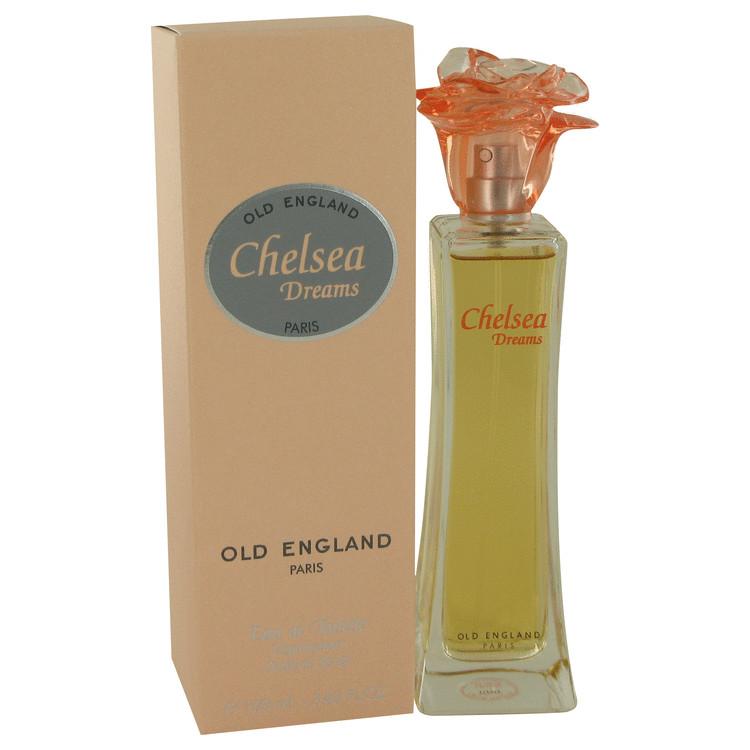 Chelsea Dreams by Old England Eau De Toilette Spray 3.4 oz for Women