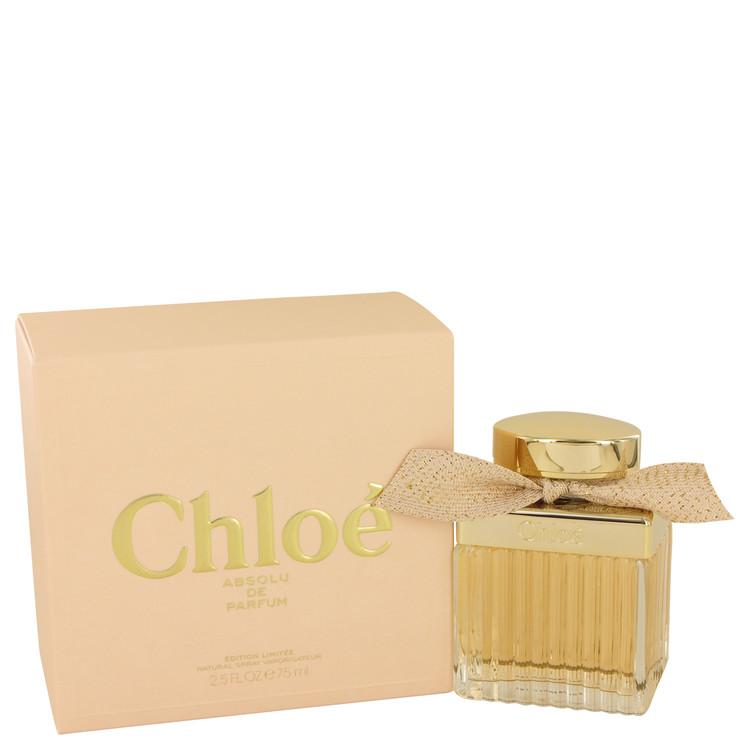 Chloe Absolu De Parfum Perfume by Chloe 2.5 oz EDP Spay for Women