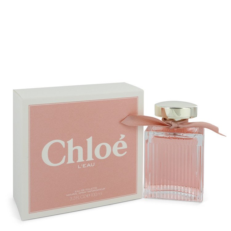 Chloe L'eau Perfume by Chloe 3.3 oz EDT Spray for Women