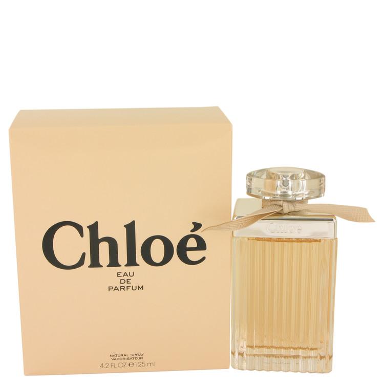 Chloe (New) by Chloe –  Eau De Parfum Spray 4.2 oz 125 ml for Women