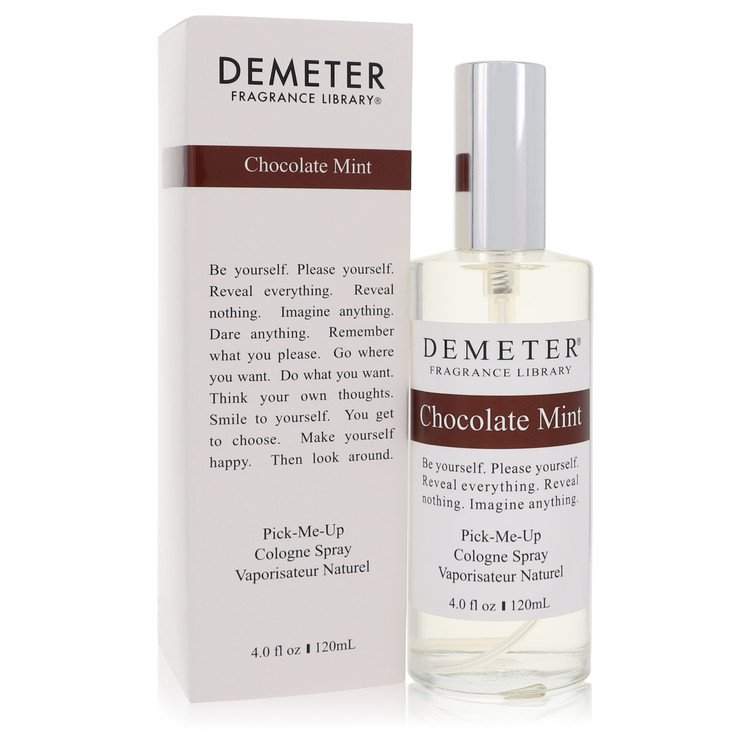 Demeter by Demeter for Women Chocolate Mint Cologne Spray 4 oz