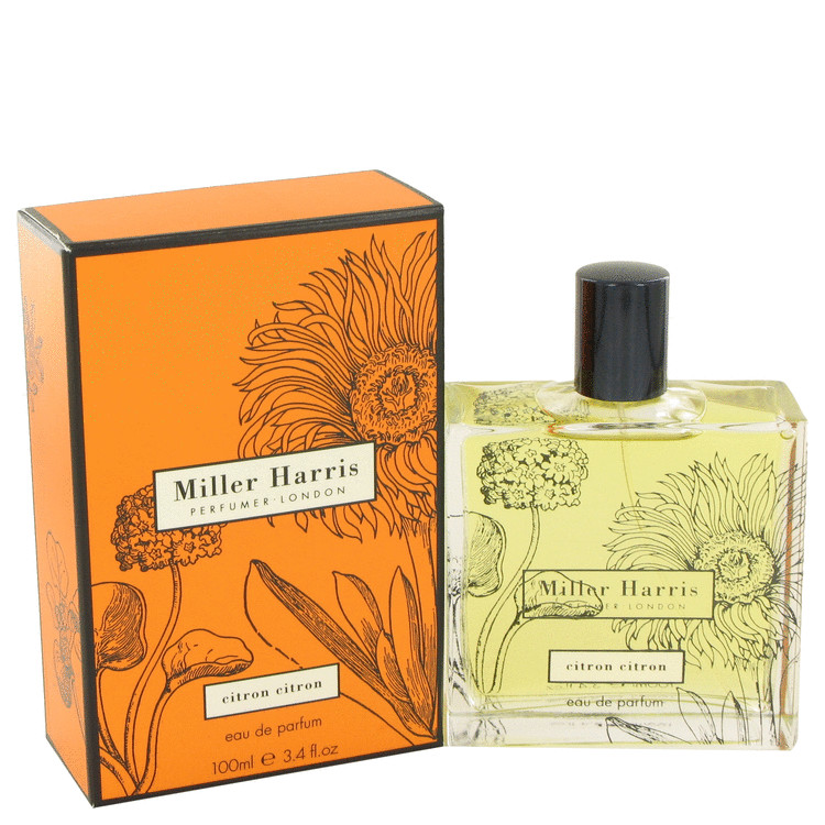 Citron Citron by Miller Harris for Women Eau De Parfum Spray 3.4 oz