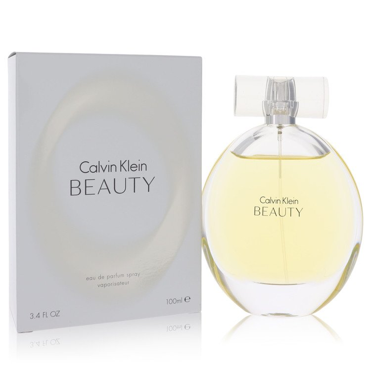 Beauty by Calvin Klein Eau De Parfum Spray 3.4 oz