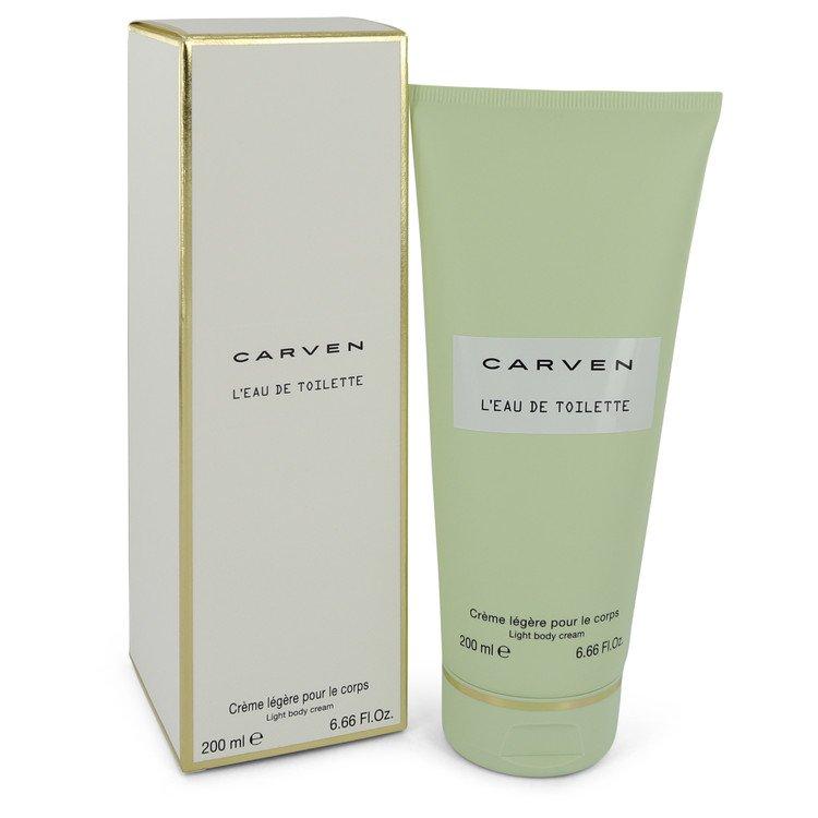 Carven L'EDT Body Cream 6.7 oz Body Cream for Women