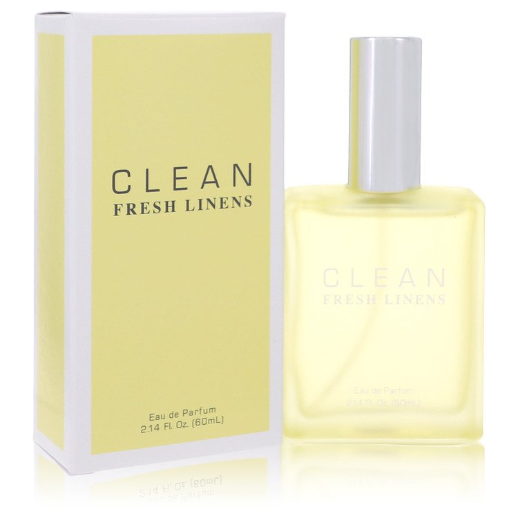 Clean Fresh Linens by Clean for Women Eau De Parfum Spray 2.14 oz