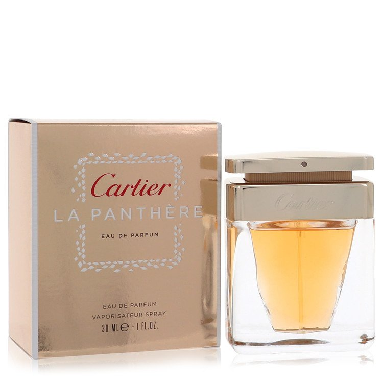 Cartier La Panthere Perfume by Cartier 1 oz EDP Spay for Women