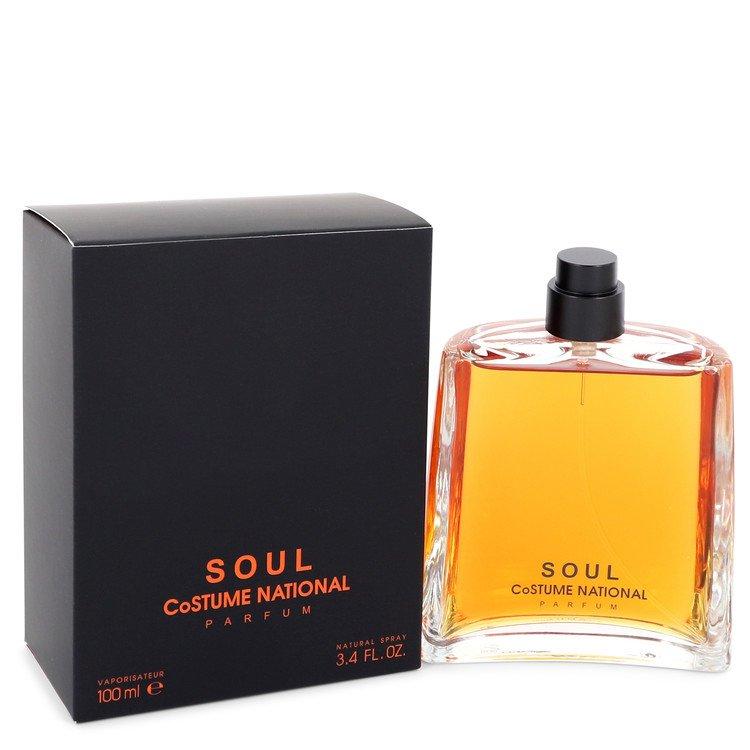 Costume National Soul by Costume National Women's Eau De Parfum Spray (Unisex) 3.4 oz