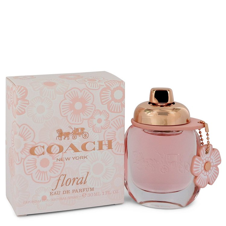 Coach Floral by Coach Eau De Parfum Spray 1 oz for Women