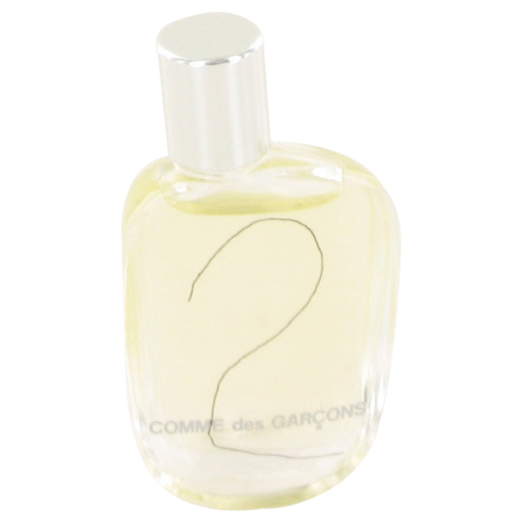Comme Des Garcons 2 Mini .30 oz Mini EDP for Women