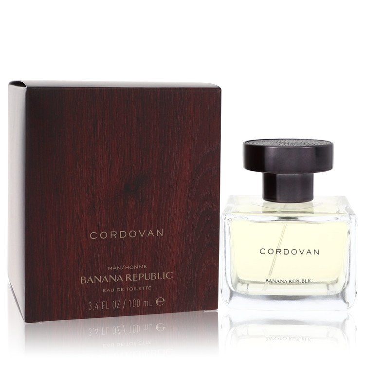 Cordovan Cologne by Banana Republic 3.4 oz EDT Spay for Men