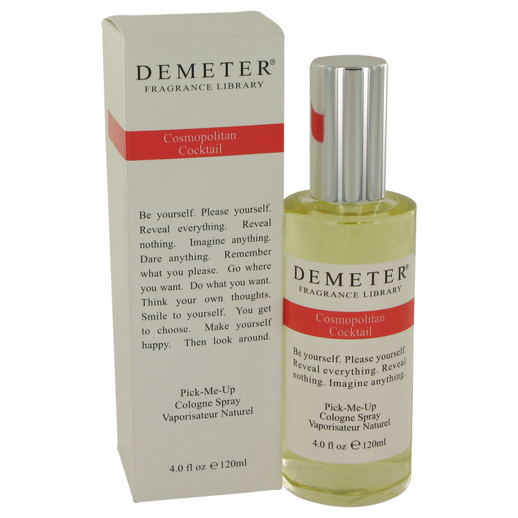 Demeter by Demeter for Women Cosmopolitan Cocktail Cologne Spray 4 oz