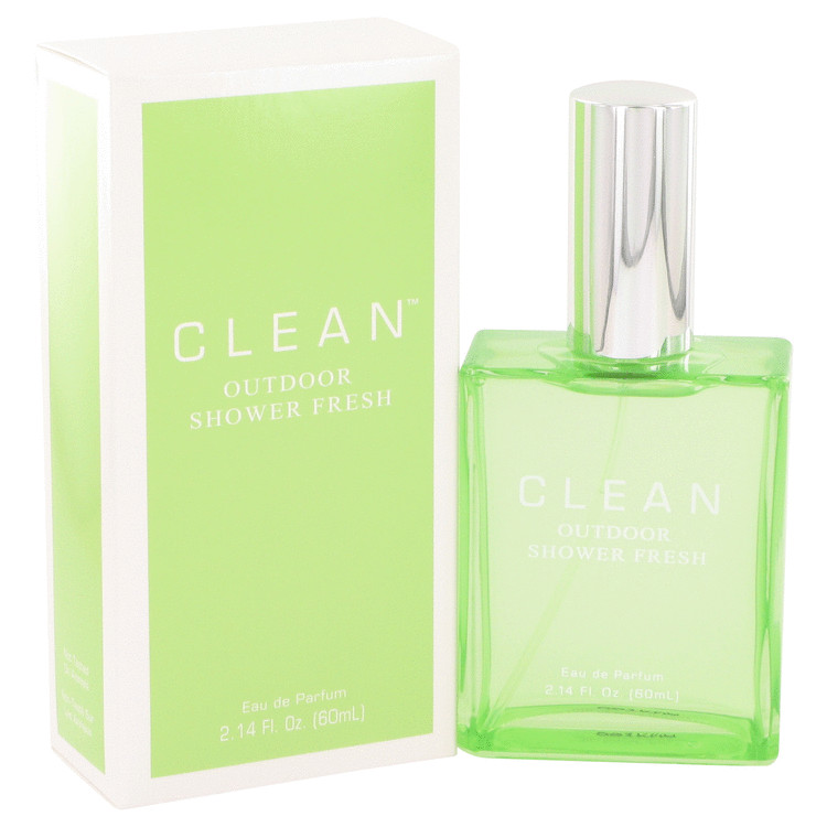 Clean Outdoor Shower Fresh Perfume by Clean 2.14 oz EDP Spay for Women