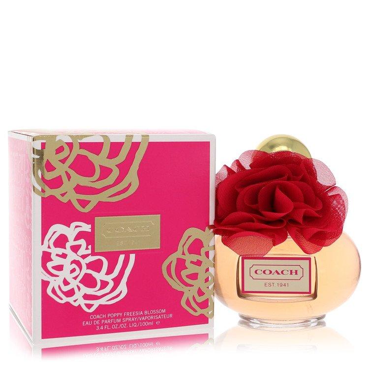 Coach Poppy Freesia Blossom Perfume by Coach 3.4 oz EDP Spay for Women