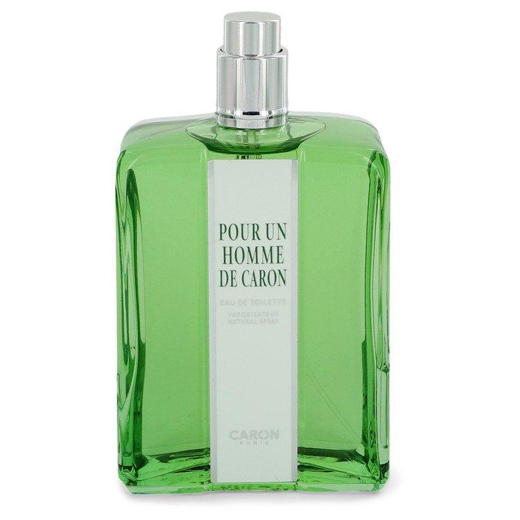Caron Pour Homme Cologne by Caron 4.2 oz EDT Spray(Tester) for Men