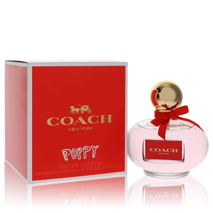 Coach Poppy by Coach Women's Eau De Parfum Spray 3.4 oz