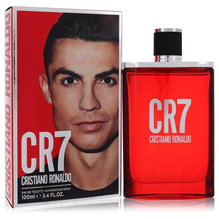 Cristiano Ronaldo CR7 by Cristiano Ronaldo for Men Eau De Toilette Spray 3.4 oz