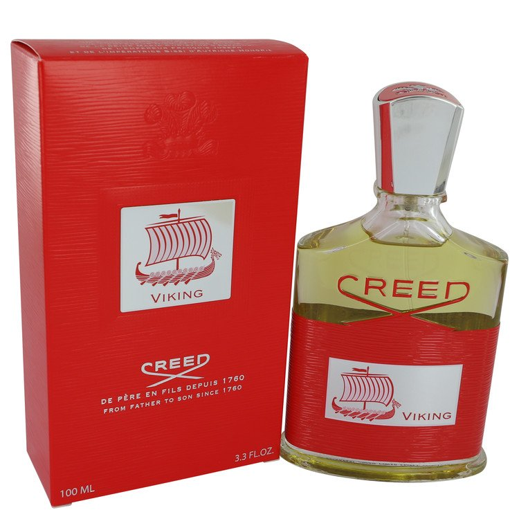 Viking Cologne by Creed 3.3 oz EDP Spray for Men