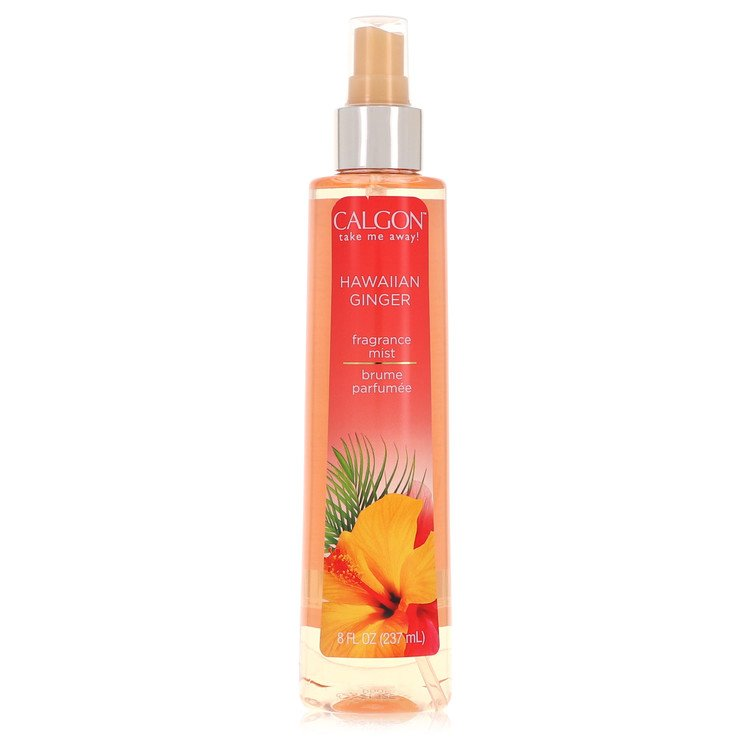 Calgon Take Me Away Hawaiian Ginger by Calgon for Women Body Mist 8 oz