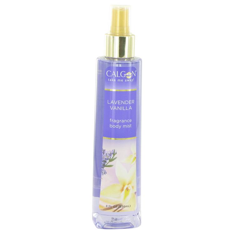 Calgon Take Me Away Lavender Vanilla by Calgon for Women Body Mist 8 oz