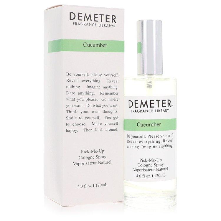 Demeter by Demeter for Women Cucumber Cologne Spray 4 oz