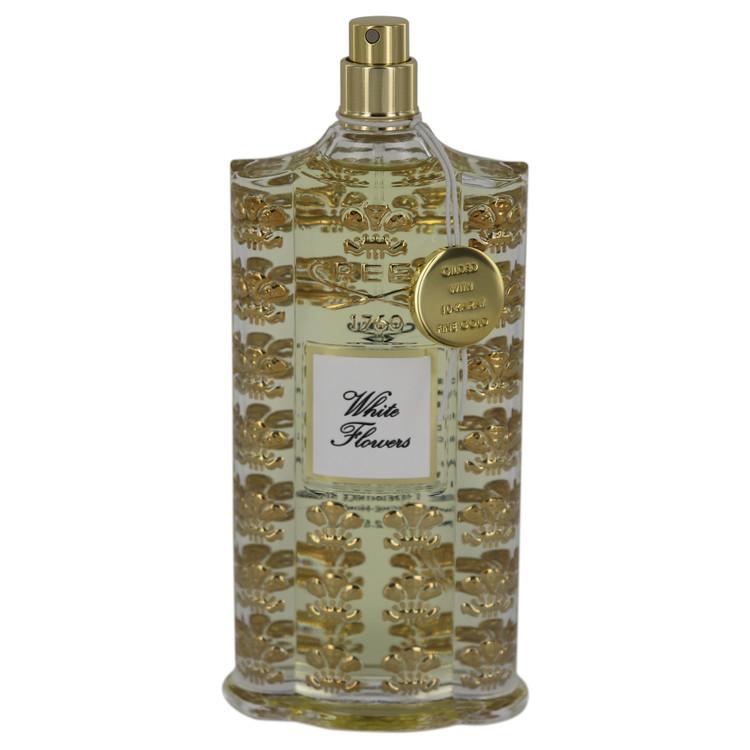 White Flowers Perfume 2.5 oz EDP Spray (Unisex Tester) for Women