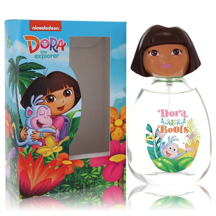 Dora And Boots by Marmol & Son Women's Eau De Toilette Spray 3.4 oz