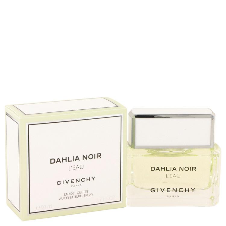 Dahlia Noir L'eau by Givenchy for Women Eau De Toilette Spray 1.7 oz