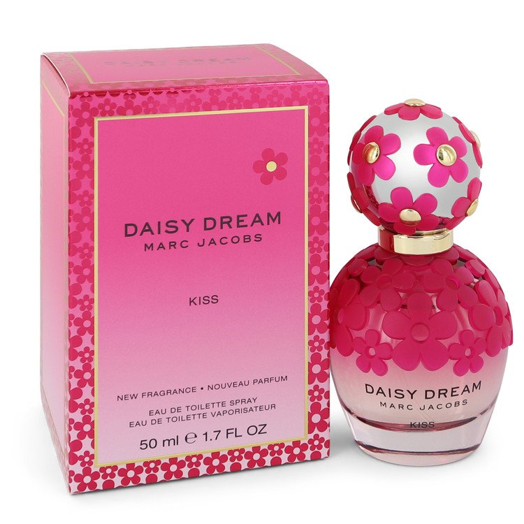 Daisy Dream Kiss Perfume by Marc Jacobs 1.7 oz EDT Spay for Women
