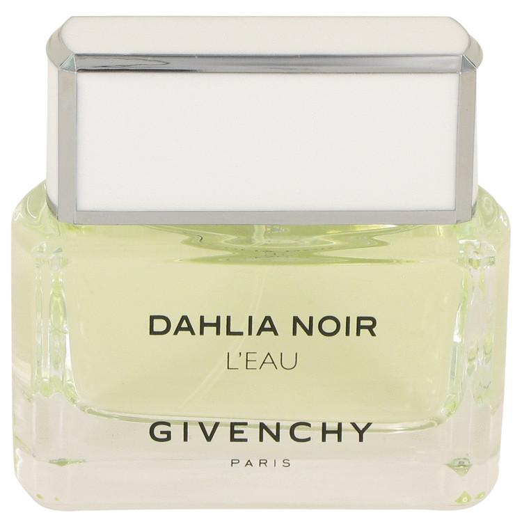 Dahlia Noir L'eau by Givenchy for Women Eau De Toilette Spray (unboxed) 1.7 oz