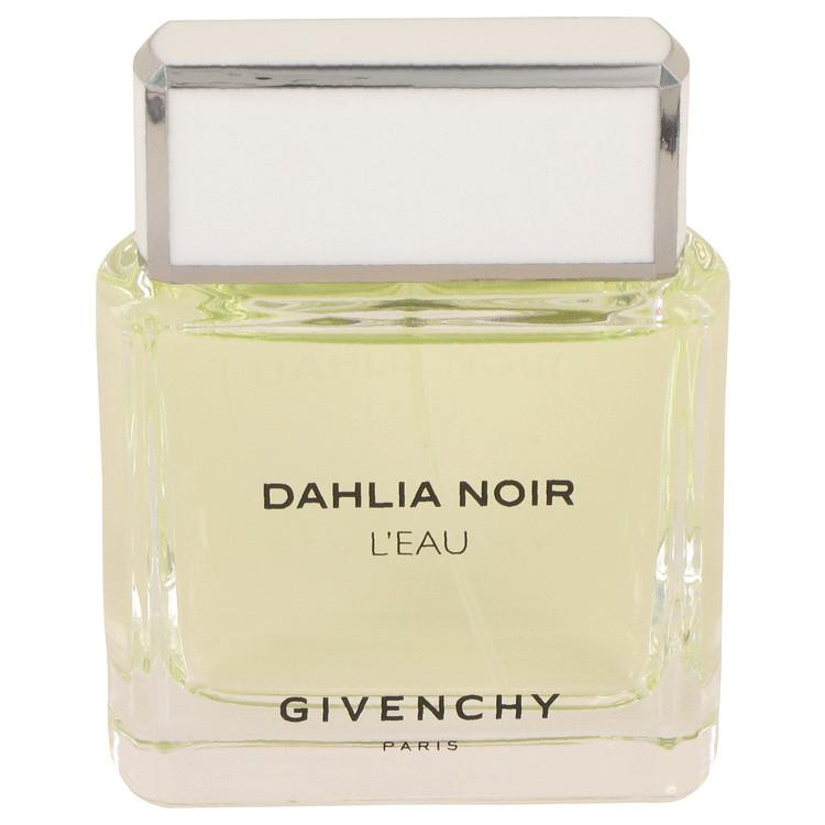 Dahlia Noir L'eau by Givenchy for Women Eau De Toilette Spray (unboxed) 3 oz