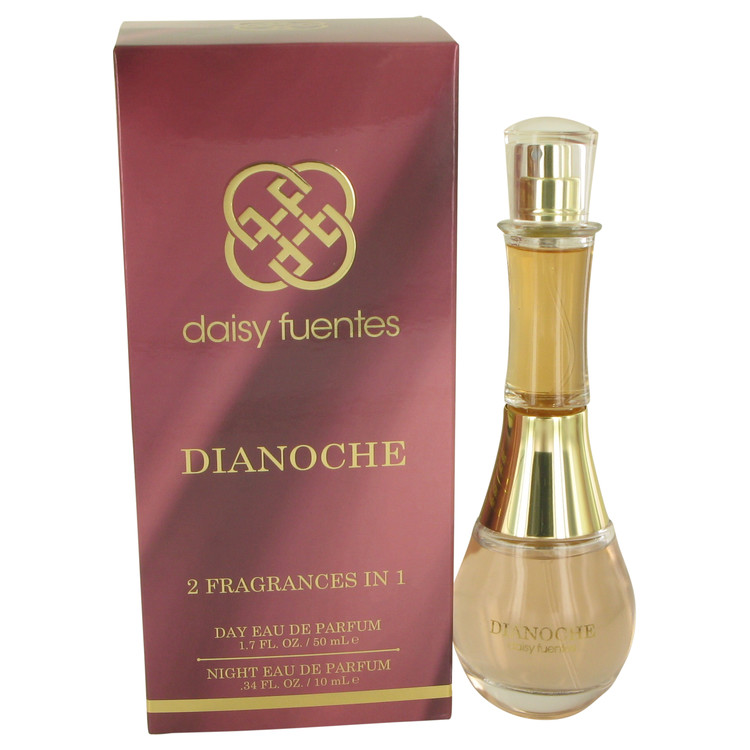 Dianoche by Daisy Fuentes for Women Includes Two Fragrances Day 1.7 oz and Night .34 oz Eau De Parfum Spray 1.7 oz