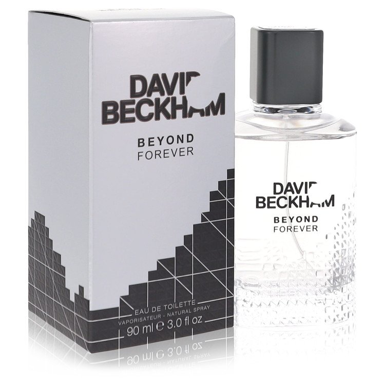 Beyond Forever by David Beckham for Men Eau De Toilette Spray 3 oz