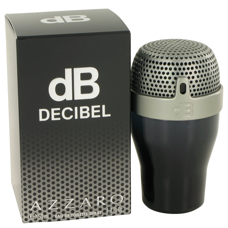 Db Decibel Cologne by Azzaro 1.7 oz EDT Spray for Men