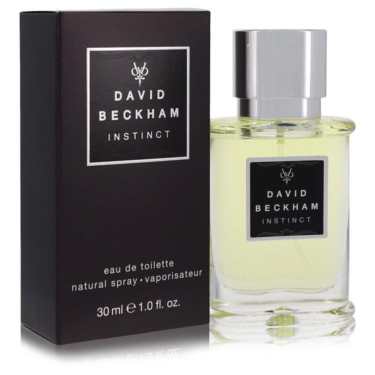 David Beckham Instinct by David Beckham Men's Eau De Toilette Spray 1 oz