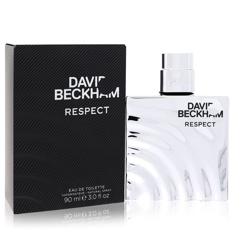 David Beckham Respect by David Beckham for Men Eau De Toilette Spray 3 oz