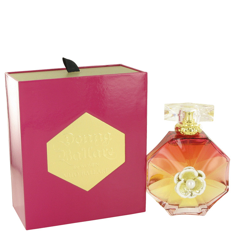 Donna Ballare by Vito Ballare for Women Eau De Parfum Spray 3.3 oz