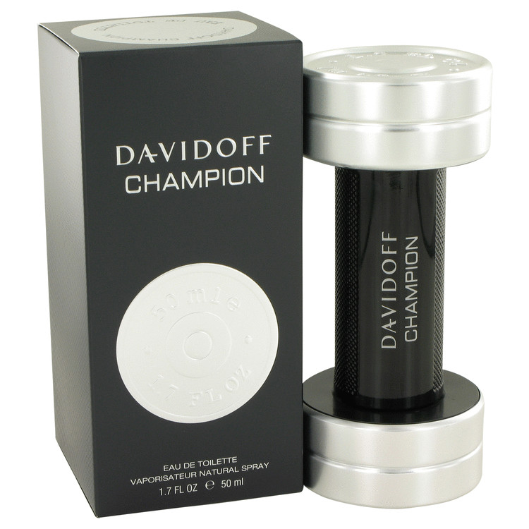 Davidoff Champion Cologne by Davidoff 1.7 oz EDT Spay for Men