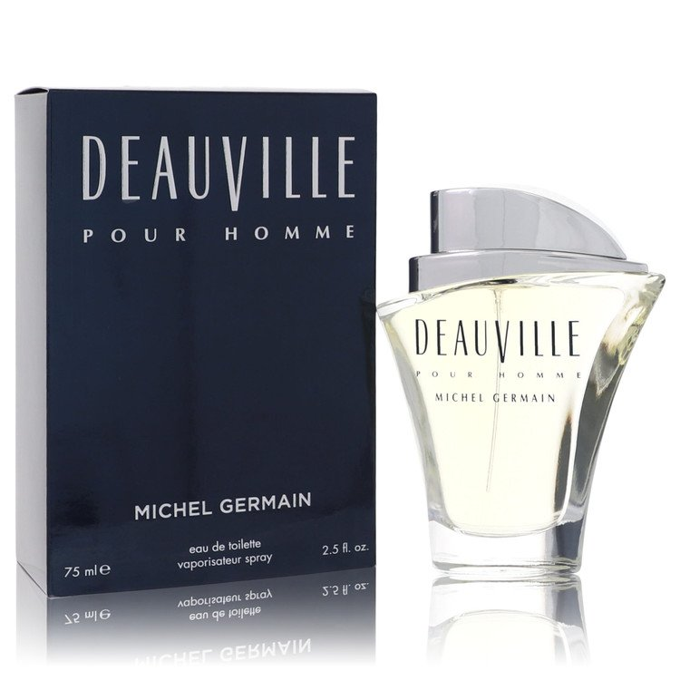 Deauville by Michel Germain for Men Eau De Toilette Spray 2.5 oz