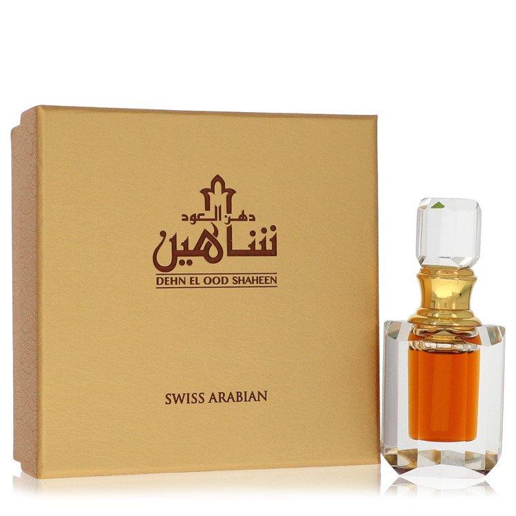 Dehn El Oud Shaheen by Swiss Arabian Men's Extrait De Parfum (Unisex) .2 oz