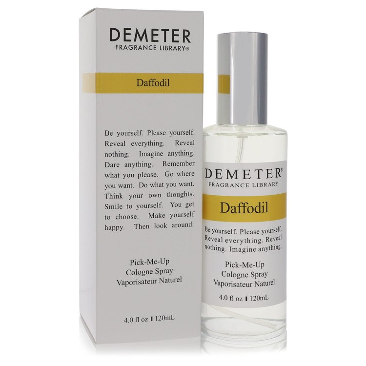 Demeter by Demeter for Women Daffodil Cologne Spray 4 oz