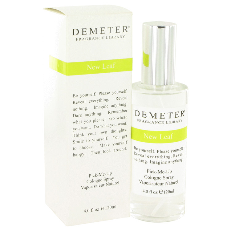 Demeter Perfume by Demeter 4 oz New Leaf Cologne Spray for Women