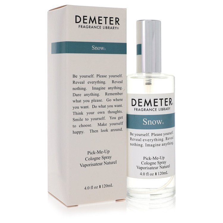 Demeter Perfume by Demeter 4 oz Snow Cologne Spray for Women
