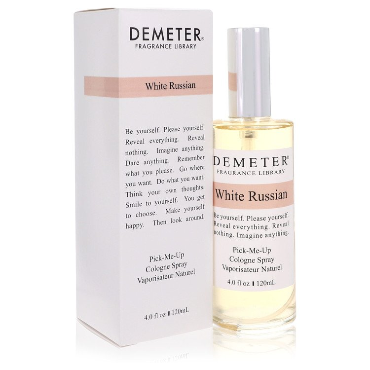 Demeter Perfume by Demeter 4 oz White Russian Cologne Spray for Women