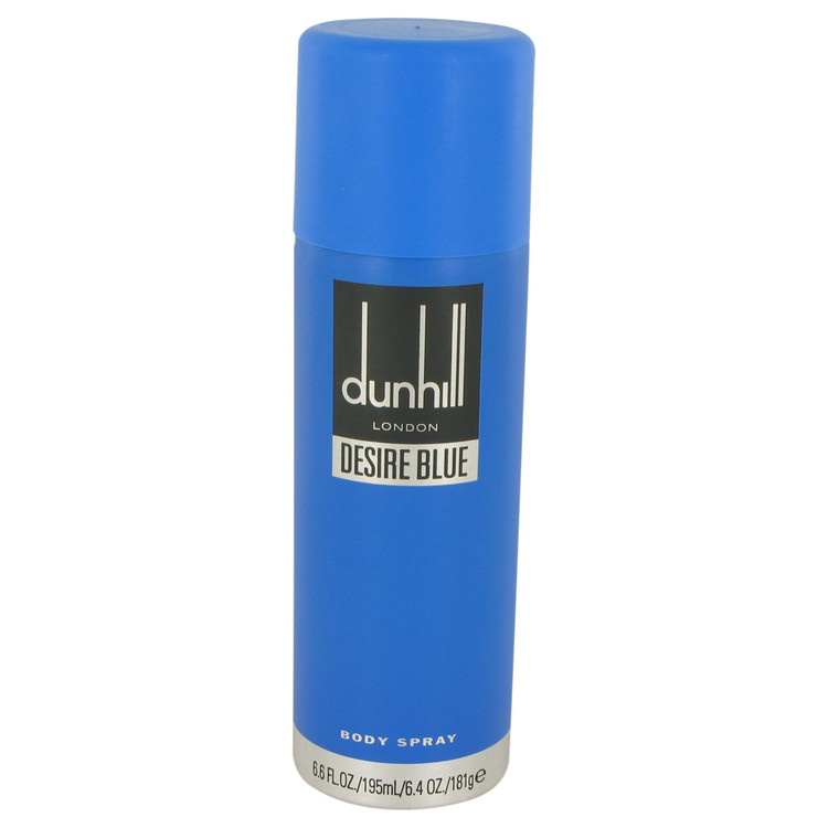 Desire Blue by Alfred Dunhill for Men Body Spray 6.8 oz
