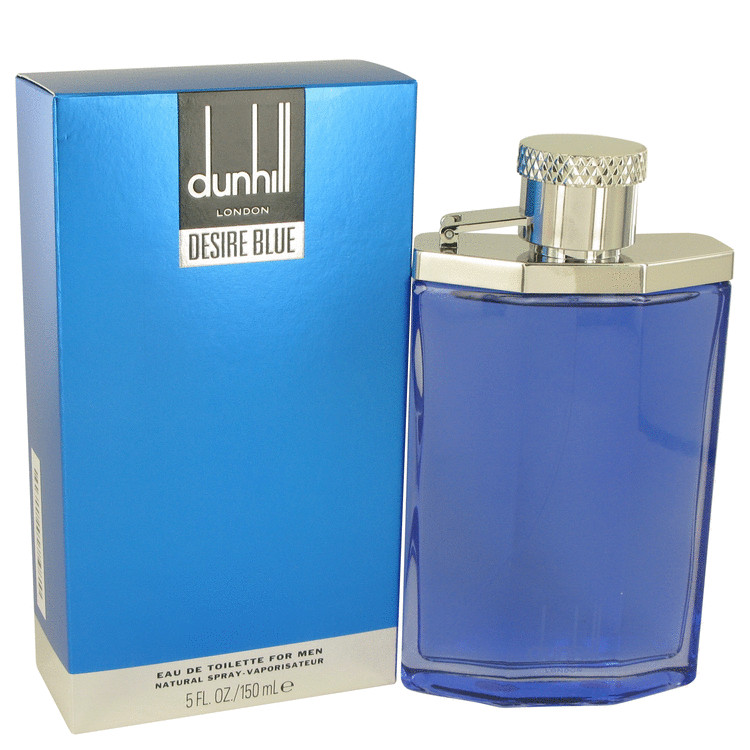 Desire Blue Cologne by Alfred Dunhill 5 oz EDT Spay for Men