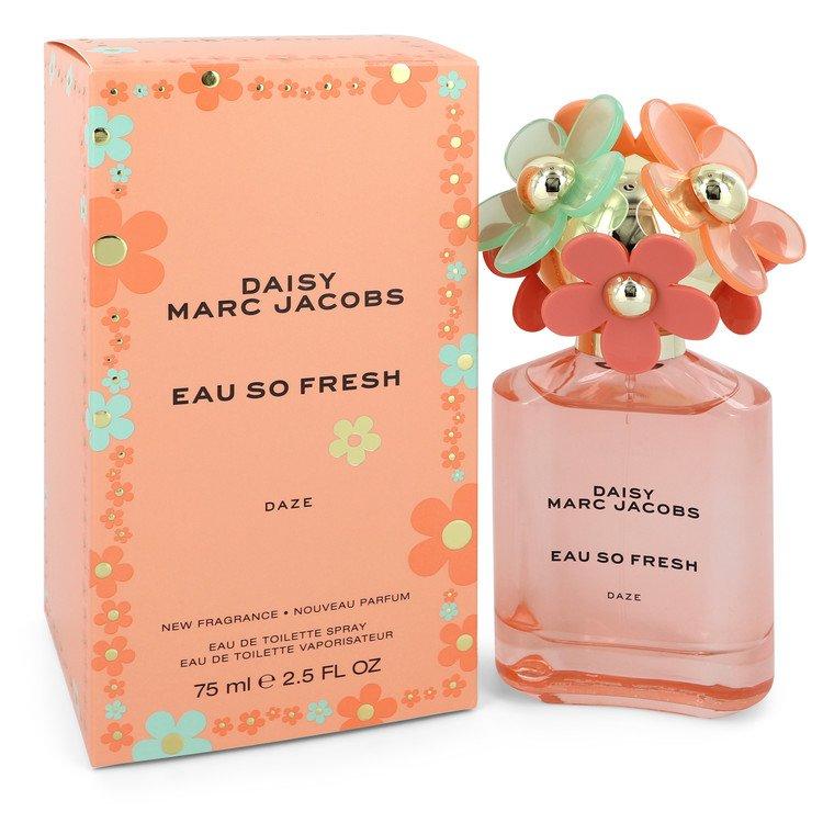 Daisy Eau So Fresh Daze by Marc Jacobs Eau De Toilette Spray 2.5 oz for Women