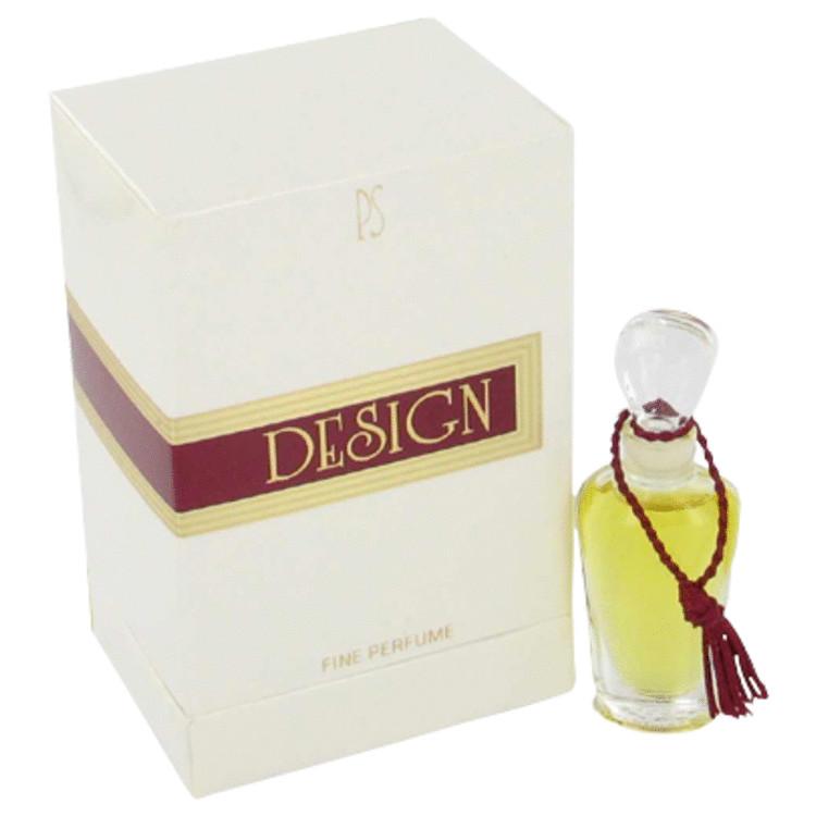 Design Pure Perfume by Paul Sebastian 1/4 oz Pure Perfume for Women