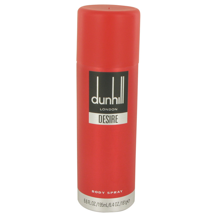 DESIRE by Alfred Dunhill for Men Body Spray 6.6 oz